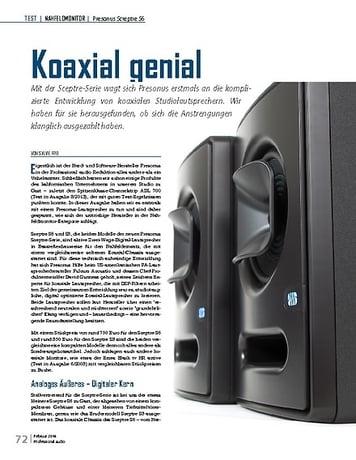 Professional Audio Presonus Sceptre S6