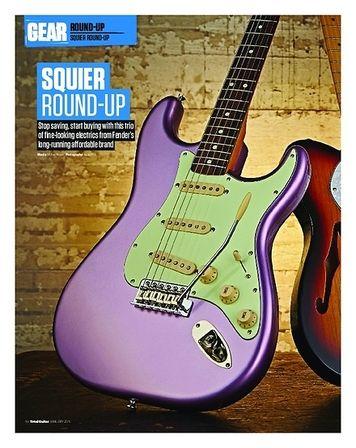 Total Guitar Fender SQ Classic Vibes
