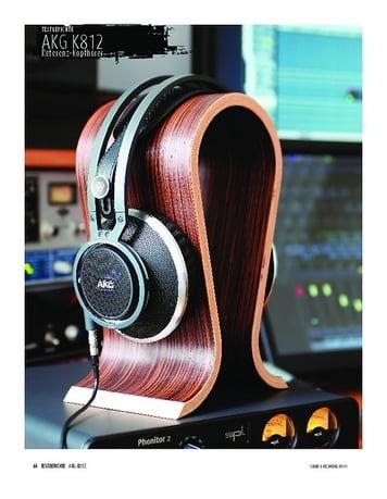 Sound & Recording AKG K812 - Referenz-Kopfhörer