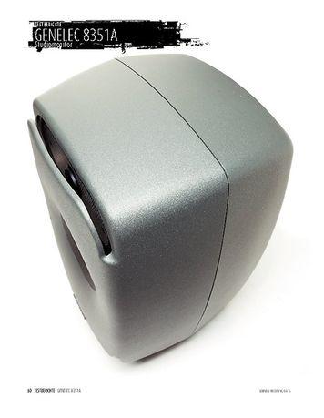 Sound & Recording Genelec 8351A - Koaxialer 3-Wege-Monitor mit DSP-System