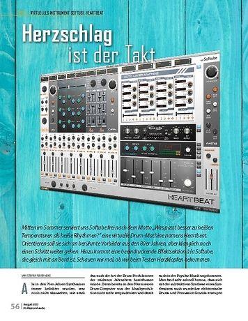 Professional Audio Softube Heartbeat