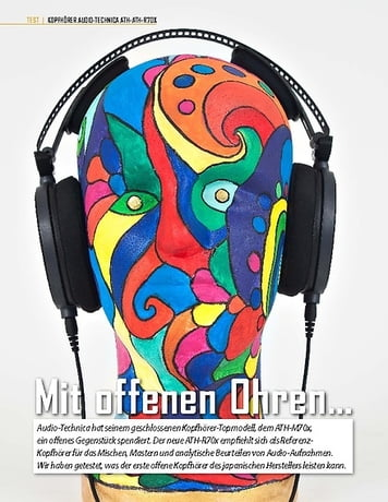 Professional Audio Audio-Technica ATH-R70x