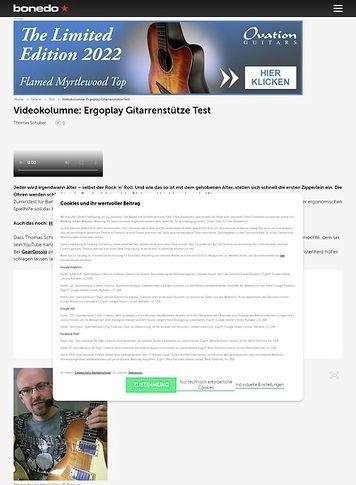 Bonedo.de Videokolumne #59 Rockrentner