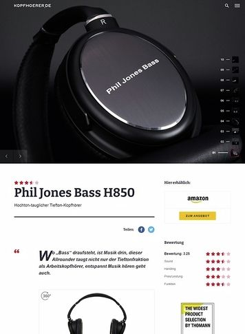 Kopfhoerer.de Phil Jones PJB H-850