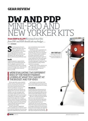 Rhythm DW Mini-Pro