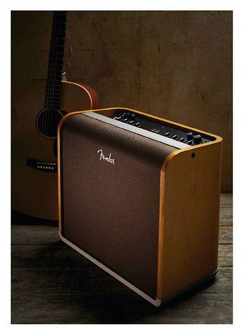 Guitarist Fender Acoustic Pro