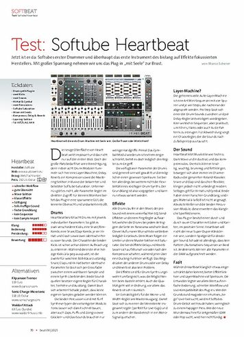 Beat Softube Heartbeat
