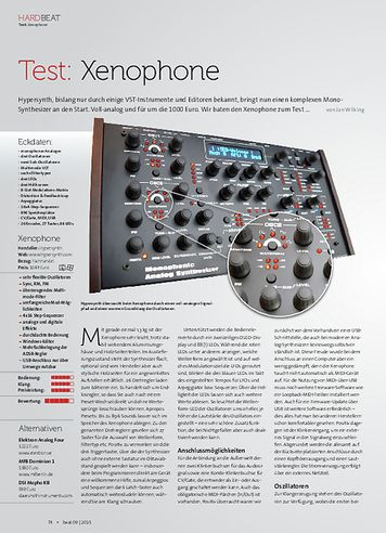 Beat Hypersynth Xenophone