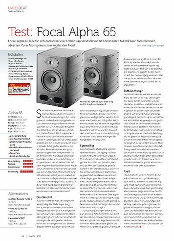 Beat Focal Alpha 65