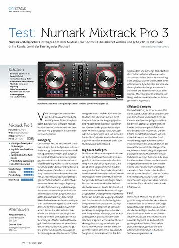 Beat Numark Mixtrack Pro 3