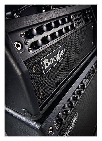 Guitarist Mesa Engineering Mark Five: 35 Head & 1X12 Combo