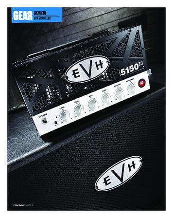 Total Guitar EVH 5150 III LBX