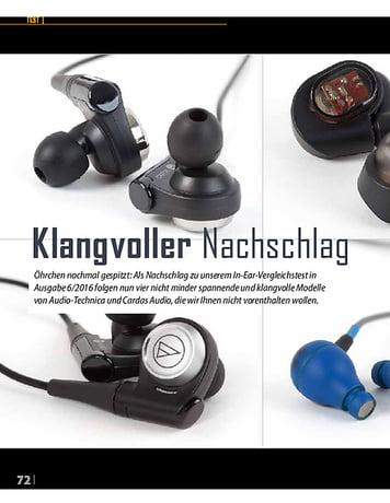 Professional Audio Audio-Technica ATH-CKR9, ATH-CKR10, ATH-E80