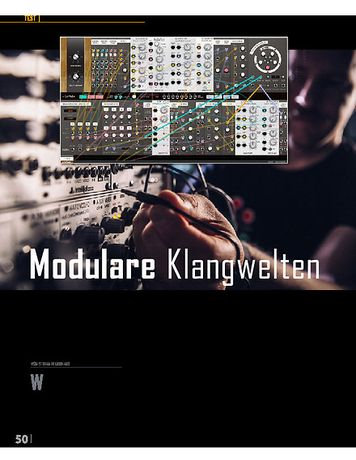 Professional Audio Softube Modular