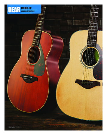 Total Guitar Yamaha Acoustics