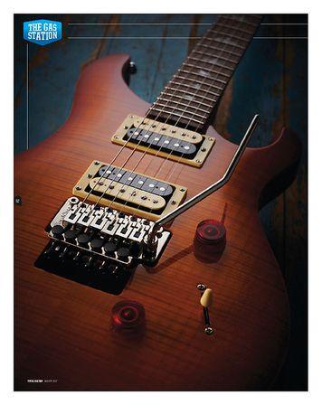 Total Guitar PRS 2017 SE 'Floyd' Custom 24
