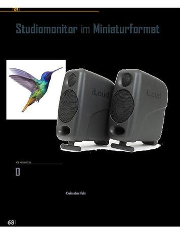 Professional Audio IK Multimedia iLoud Micro Monitor
