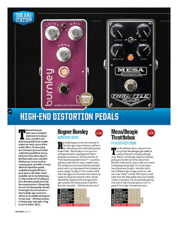 Total Guitar Mesa/Boogie Throttlebox