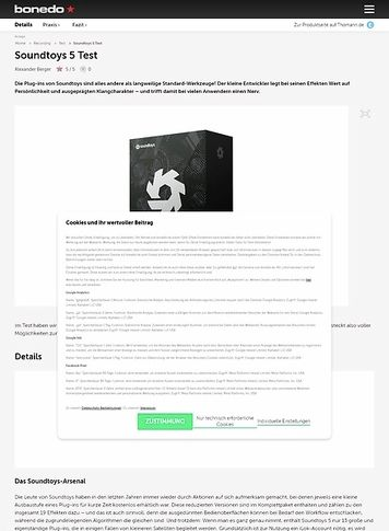 Bonedo.de Soundtoys 5