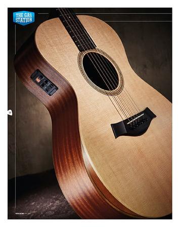 Total Guitar Taylor Academy 12E