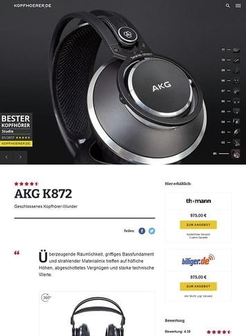 Kopfhoerer.de AKG K-872