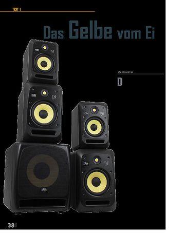 Professional Audio KRK V-Serie