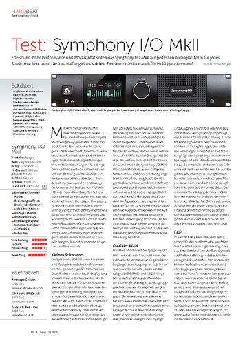 Beat Symphony I/O MkII