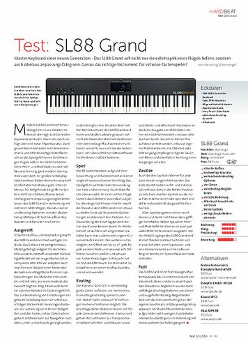 Beat SL88 Grand