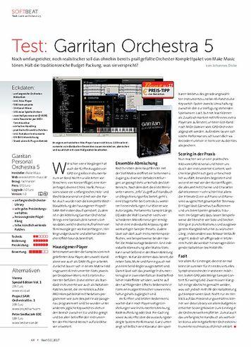 Beat Garritan Orchestra 5