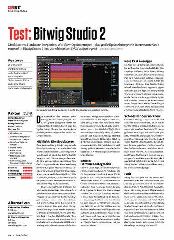 Beat Bitwig Studio 2