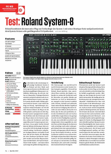 Beat Roland System-8