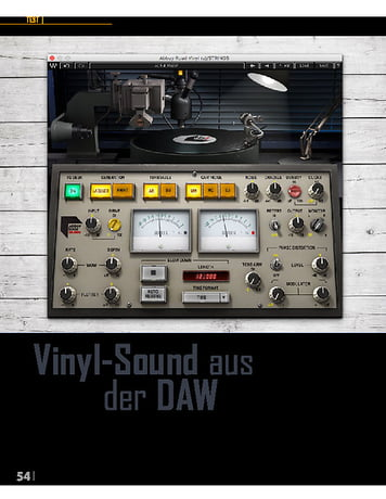 Professional Audio Waves Abbey Road Vinyl