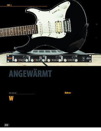 Professional Audio Warm Audio WA-412