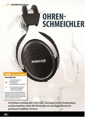 Professional Audio Shure SRH1540