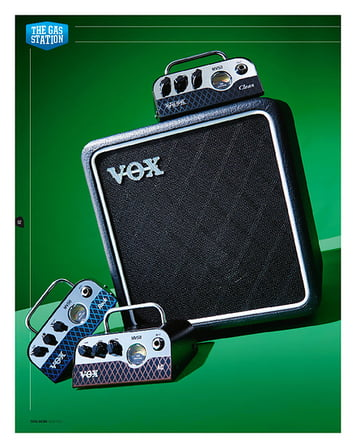 Total Guitar Vox MV50 Rock