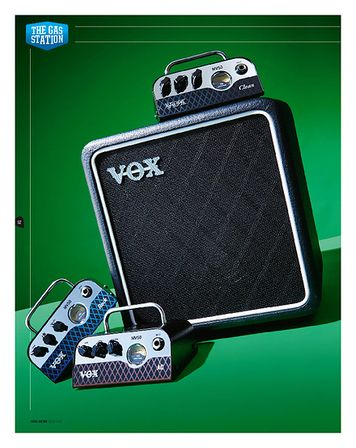 Total Guitar Vox MV50 Rock