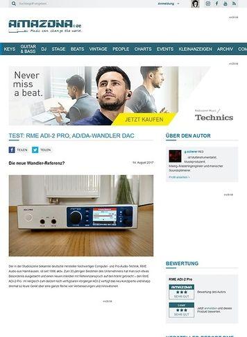 Amazona.de RME ADI-2 Pro