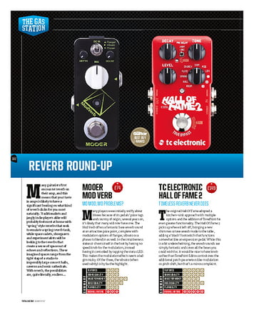 Total Guitar Keeley Hooke Reverb