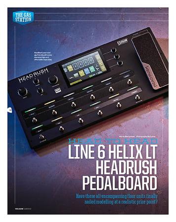 Headrush Pedalboard – Thomann UK