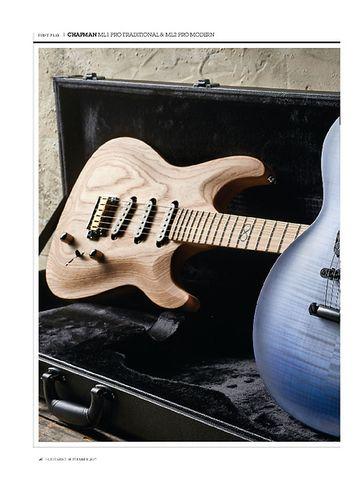 Guitarist Chapman ML2 Pro Modern