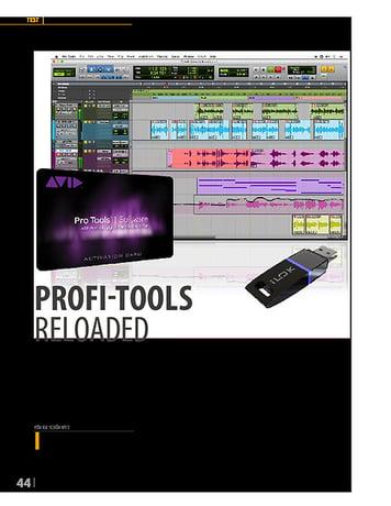 Professional Audio Avid Pro Tools