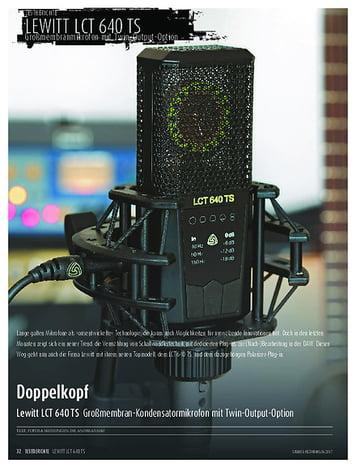 Sound & Recording Lewitt LCT 640 TS