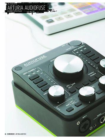 Sound & Recording Arturia AudioFuse