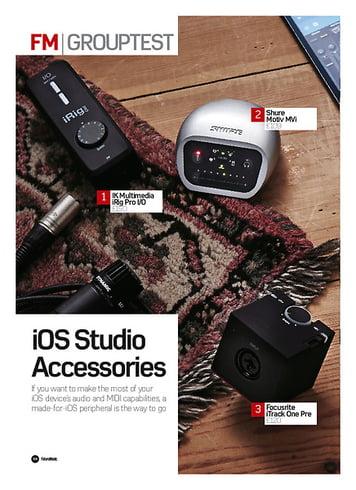 Future Music IK Multimedia  iRig Pro I/O