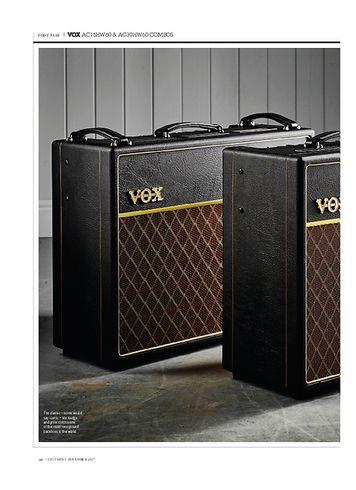 Guitarist AC15HW60 1X12 COMBO