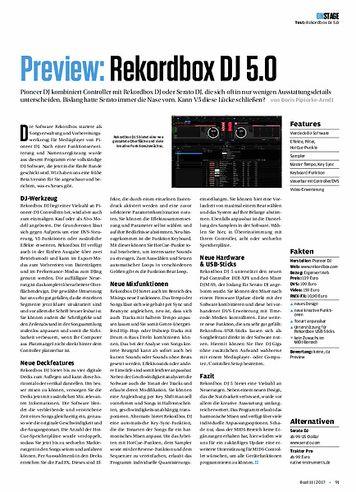Beat Rekordbox DJ 5.0