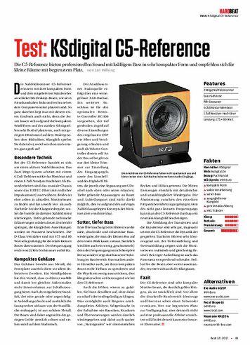 Beat KSdigital C5-Reference