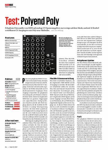 Beat Polyend Poly