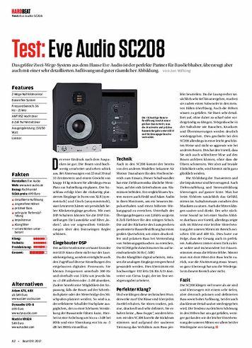Beat Eve Audio SC208