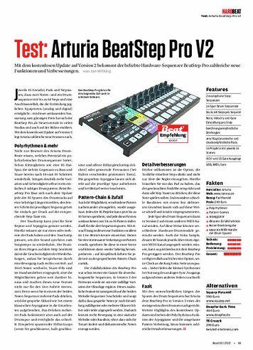 Beat Arturia BeatStep Pro 2.0